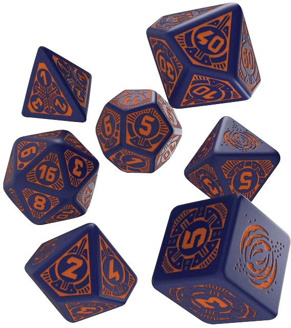 Starfinder: Dead Suns Dice Set (7) Box Front