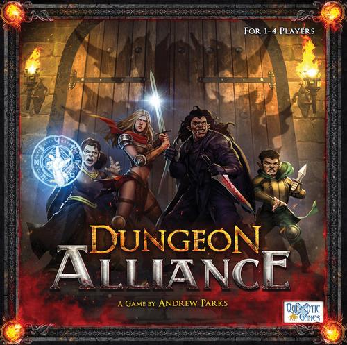 Dungeon Alliance Box Front