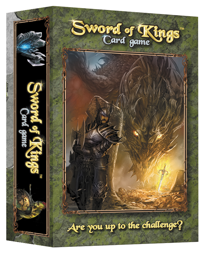 Sword Of Kings Box Front