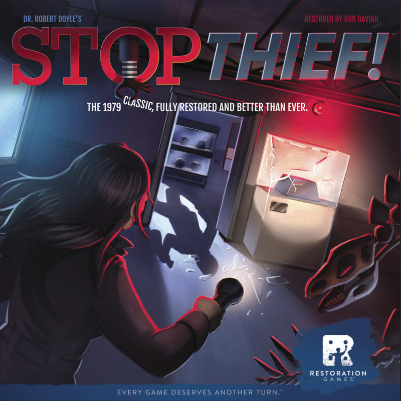 Stop Thief! Box Front