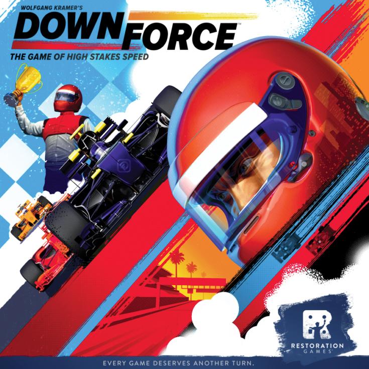 Downforce Box Front