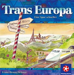 Transeuropa With Vexation Expansion Box Front