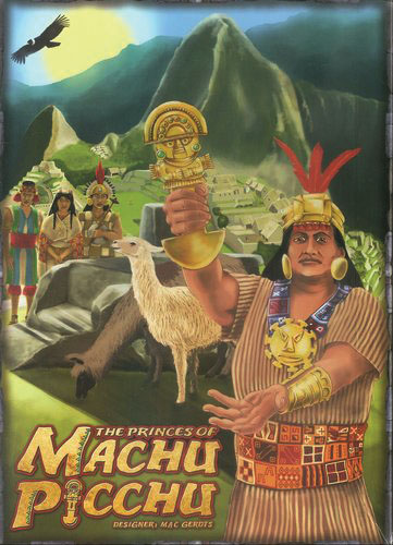 The Princes Of Machu Picchu Box Front