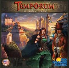 Temporum Box Front