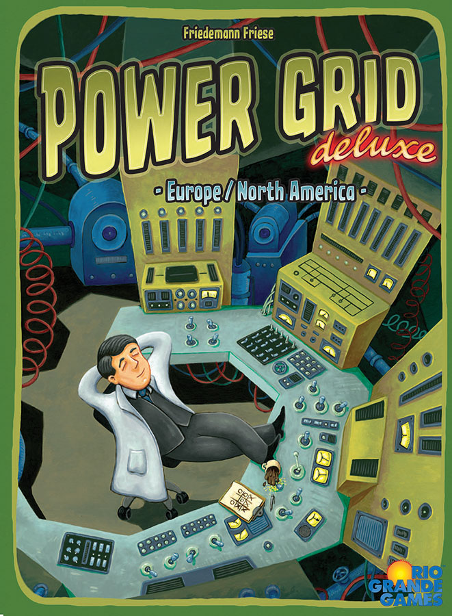 Power Grid Deluxe Box Front