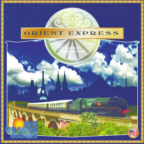 Orient Express Box Front
