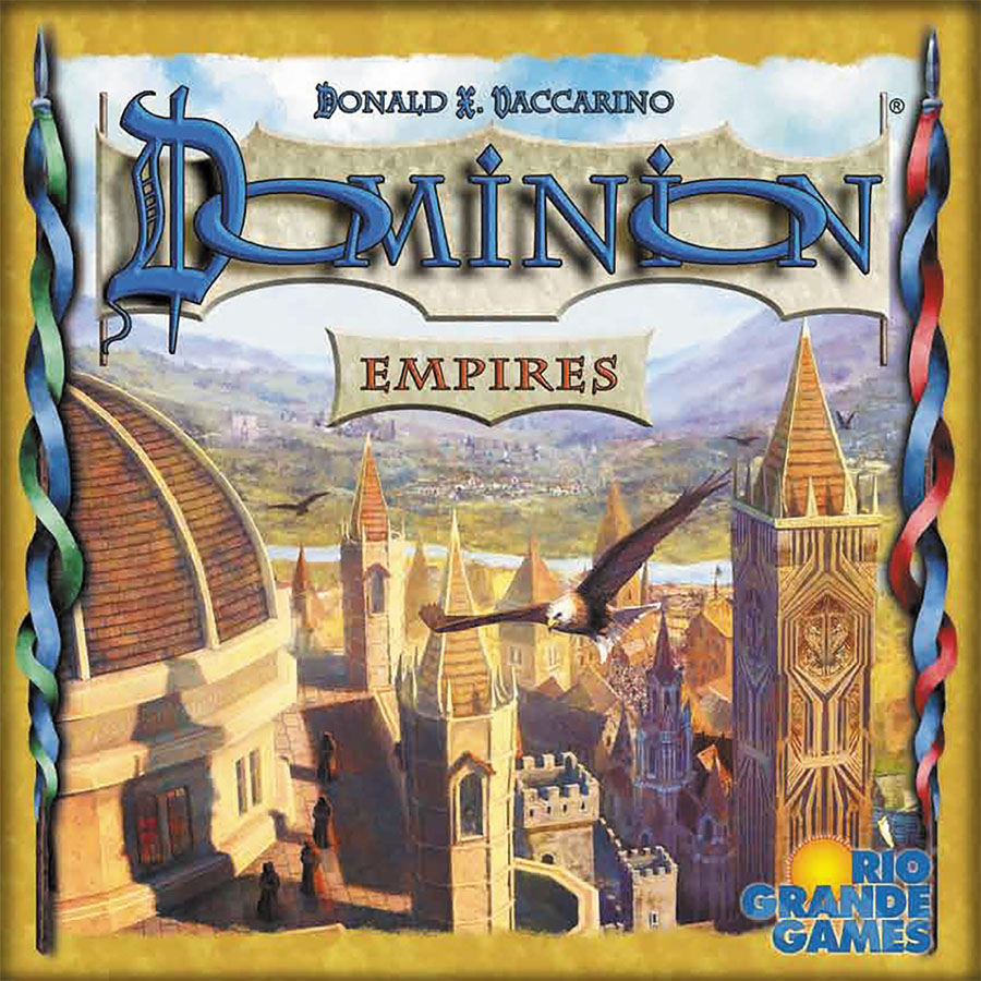 Dominion: Empires Expansion Box Front