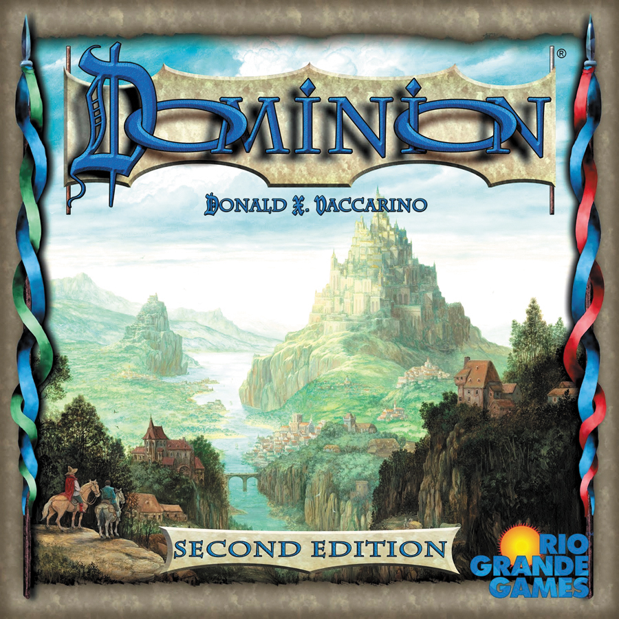 Dominion, 2nd Edition Box Front