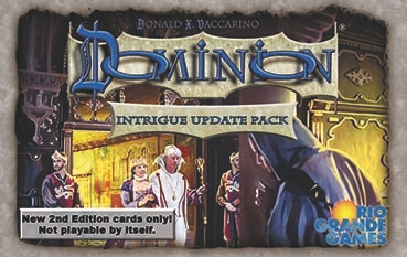 Dominion: Intrigue Update Pack Box Front