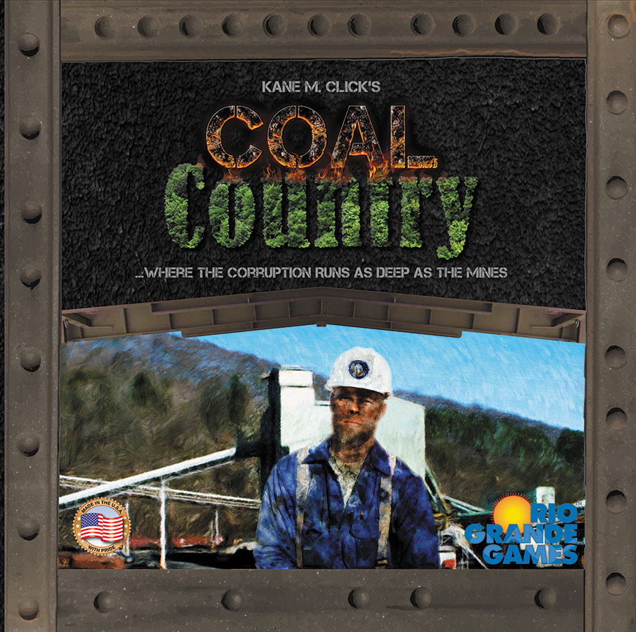 Coal Country Box Front