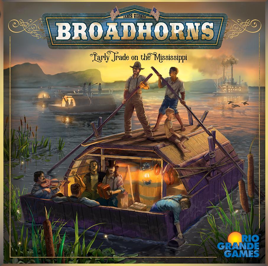 Broadhorns Box Front