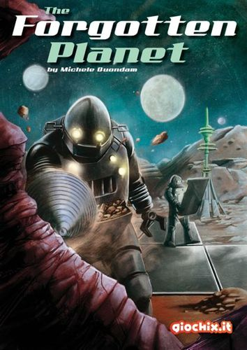 The Forgotten Planet Box Front