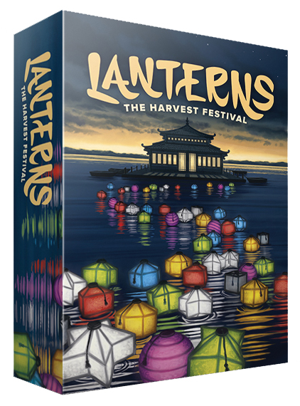 Lanterns: The Harvest Festival Box Front