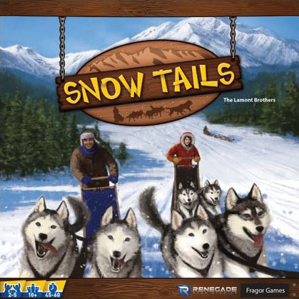 Snow Tails Box Front