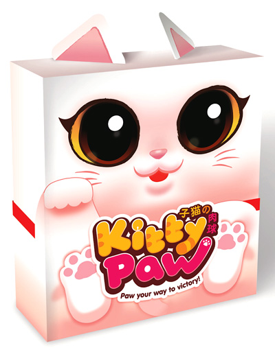 Kitty Paw Box Front