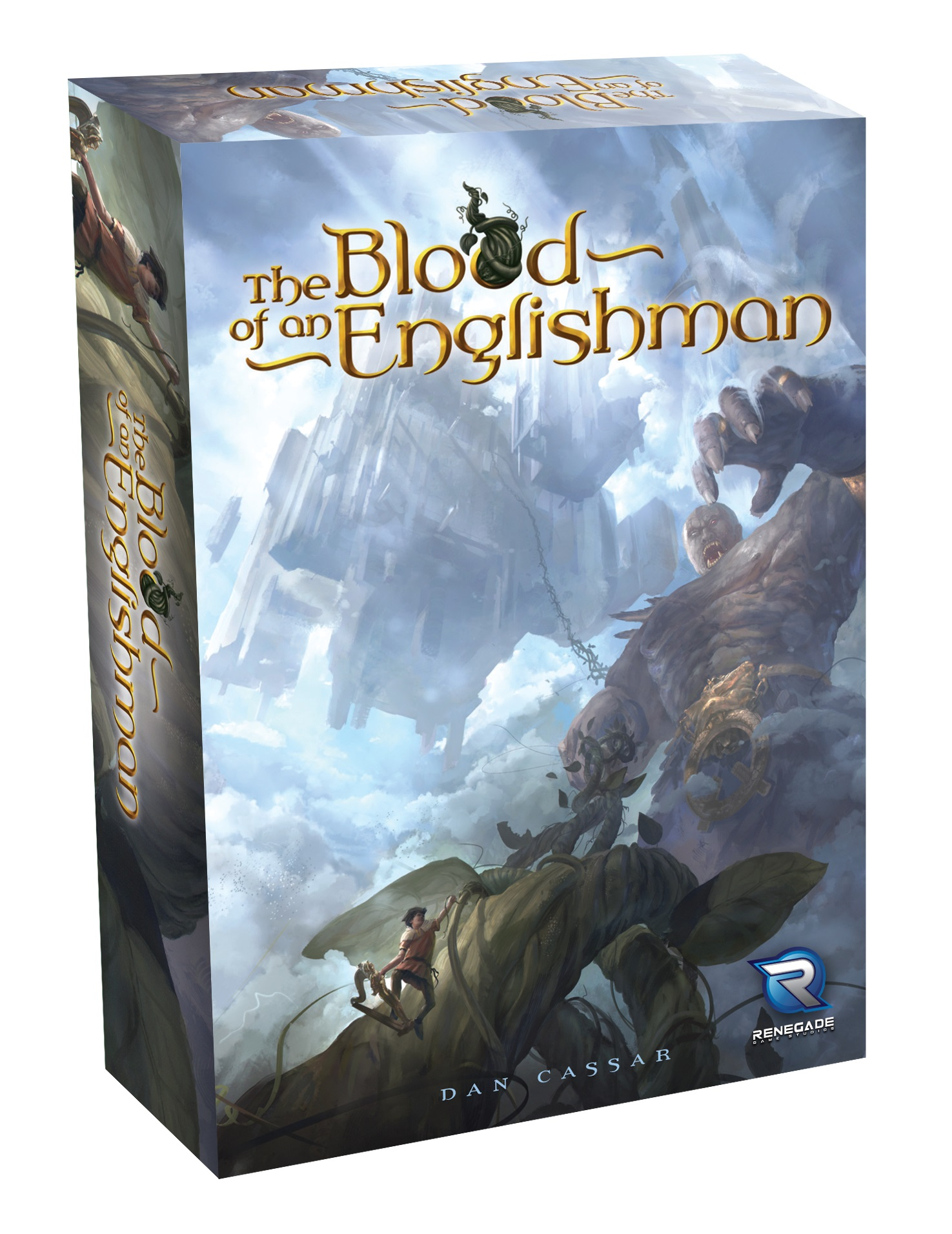 The Blood Of An Englishman Box Front