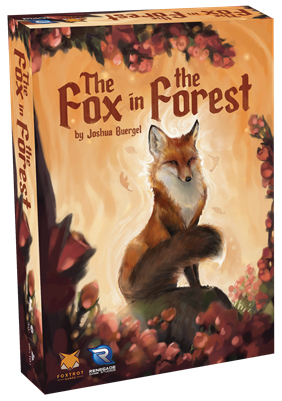 The Fox In The Forest Box Front
