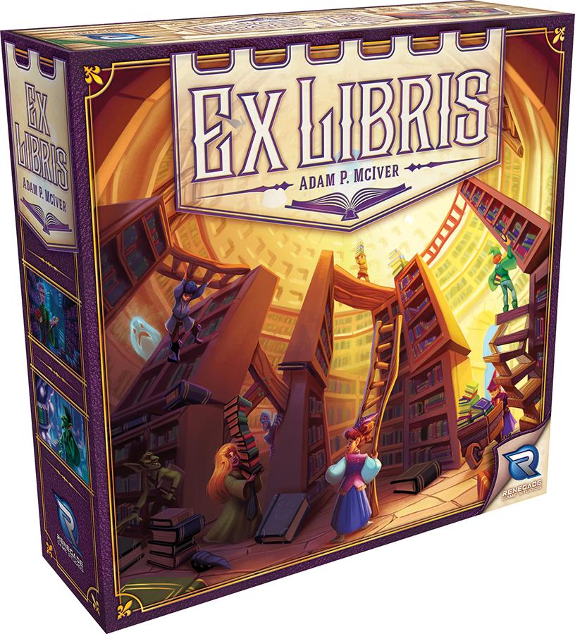 Ex Libris Box Front