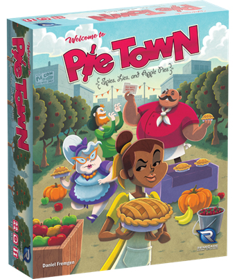 Pie Town Box Front