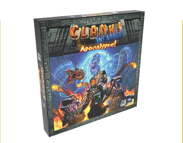 Clank! In! Space! Apocalypse! Expansion Box Front