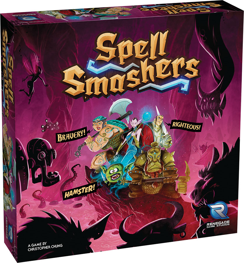Spell Smashers Game Box