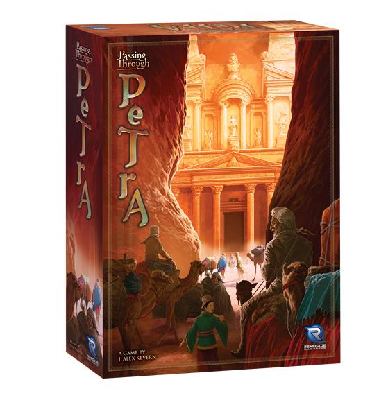 Passing Through Petra Demo Copy Pr1 Game Box
