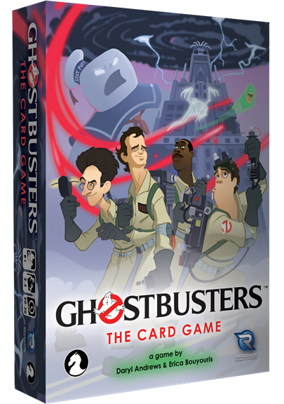 Ghostbusters: The Card Game Demo Copy Pr1 Game Box