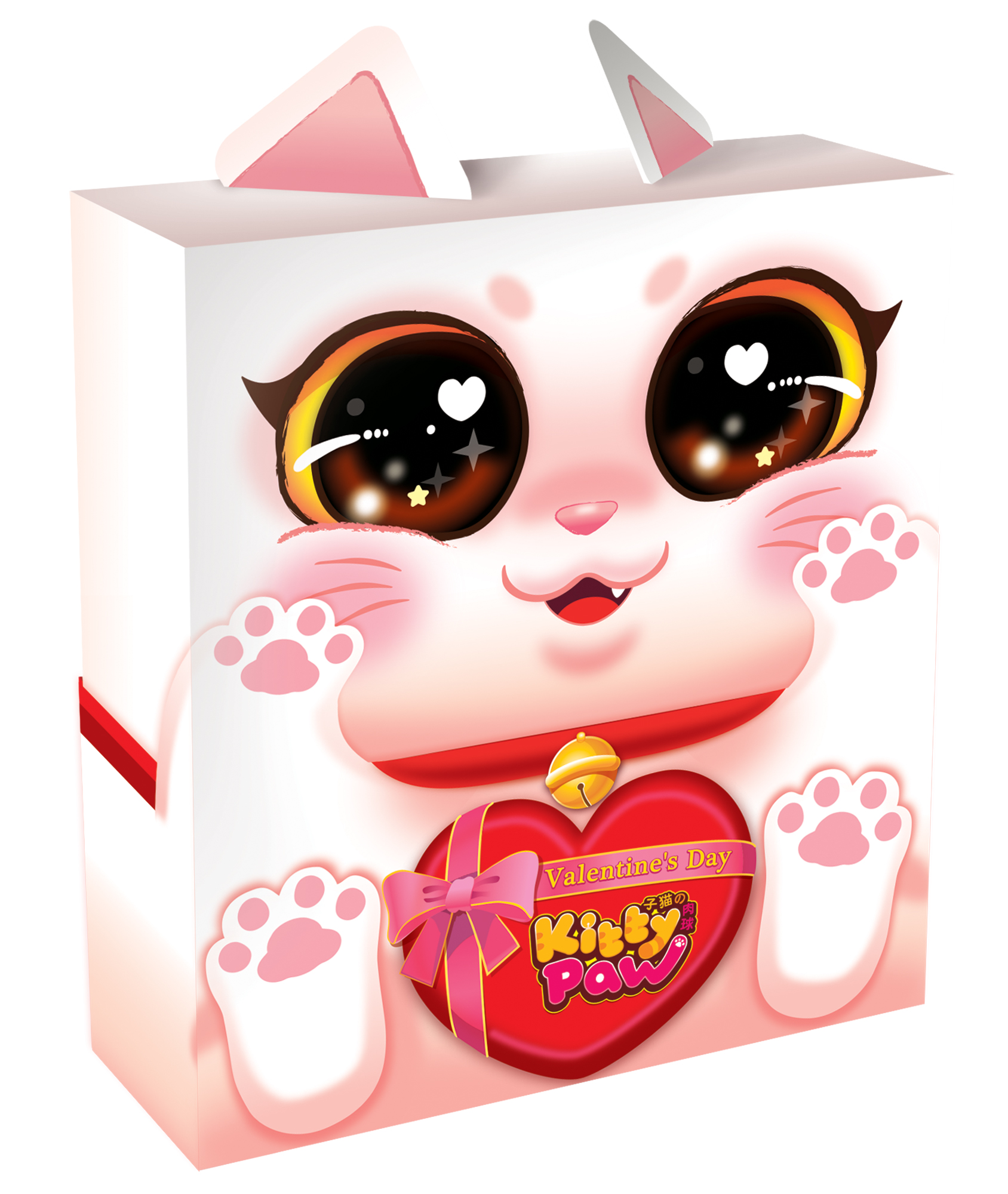 Kitty Paw: Valentine`s Day Edition Game Box