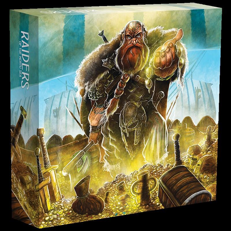 Raiders Of The North Sea: Collector`s Box