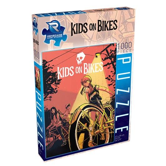 Kids On Bikes Rpg: Puzzle