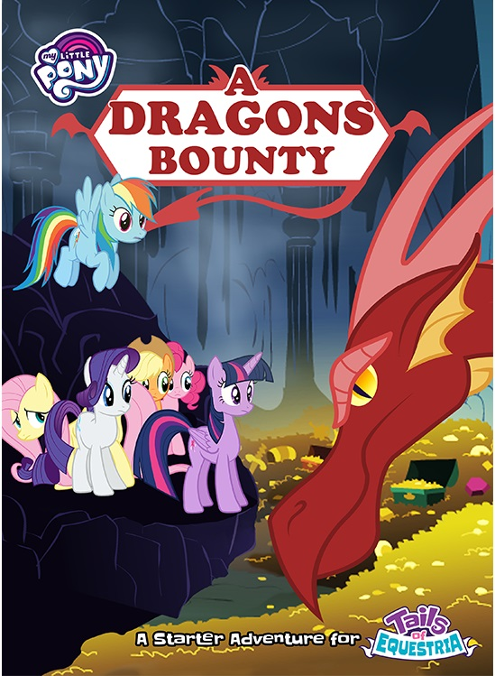 My Little Pony: Tails Of Equestria Rpg - Starter Set