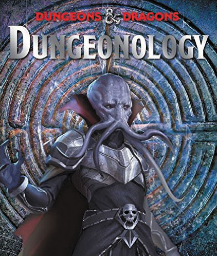 Dungeons & Dragons: Dungeonology (hardcover) Box Front