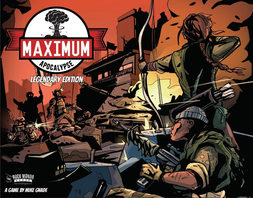 Maximum Apocalypse - Legendary Edition