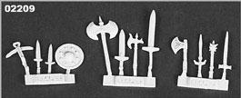 Dark Heaven: Weapons Pack #3 (12) Box Front