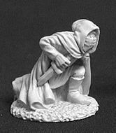 Dark Heaven: Kneeling Assassin Box Front