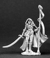 Dark Heaven: Maralise Moonscythe Female Druid Box Front