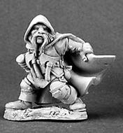 Dark Heaven: Klaus Copperthumb Dwarf Thief Box Front