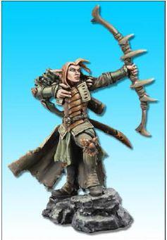 Dark Heaven: Arathanel, Elf Ranger Box Front