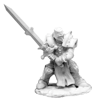 Dark Heaven: Crusader Justifier Box Front