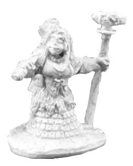 Dark Heaven: Dwarf Forge Priestess Box Front