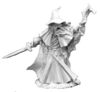 Dark Heaven: Kenrik Thistlemoor, Wizard Box Front