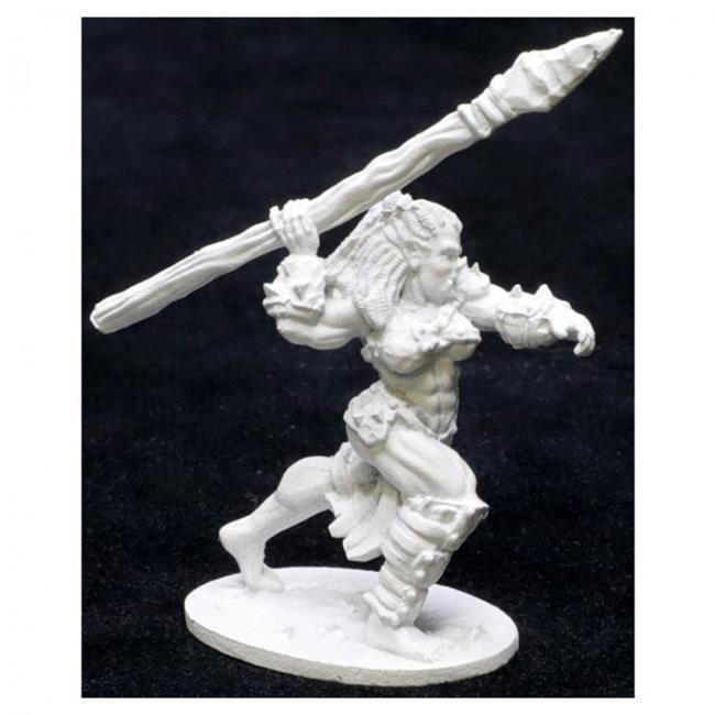 Dark Heaven: Jade Fire Spearmaiden