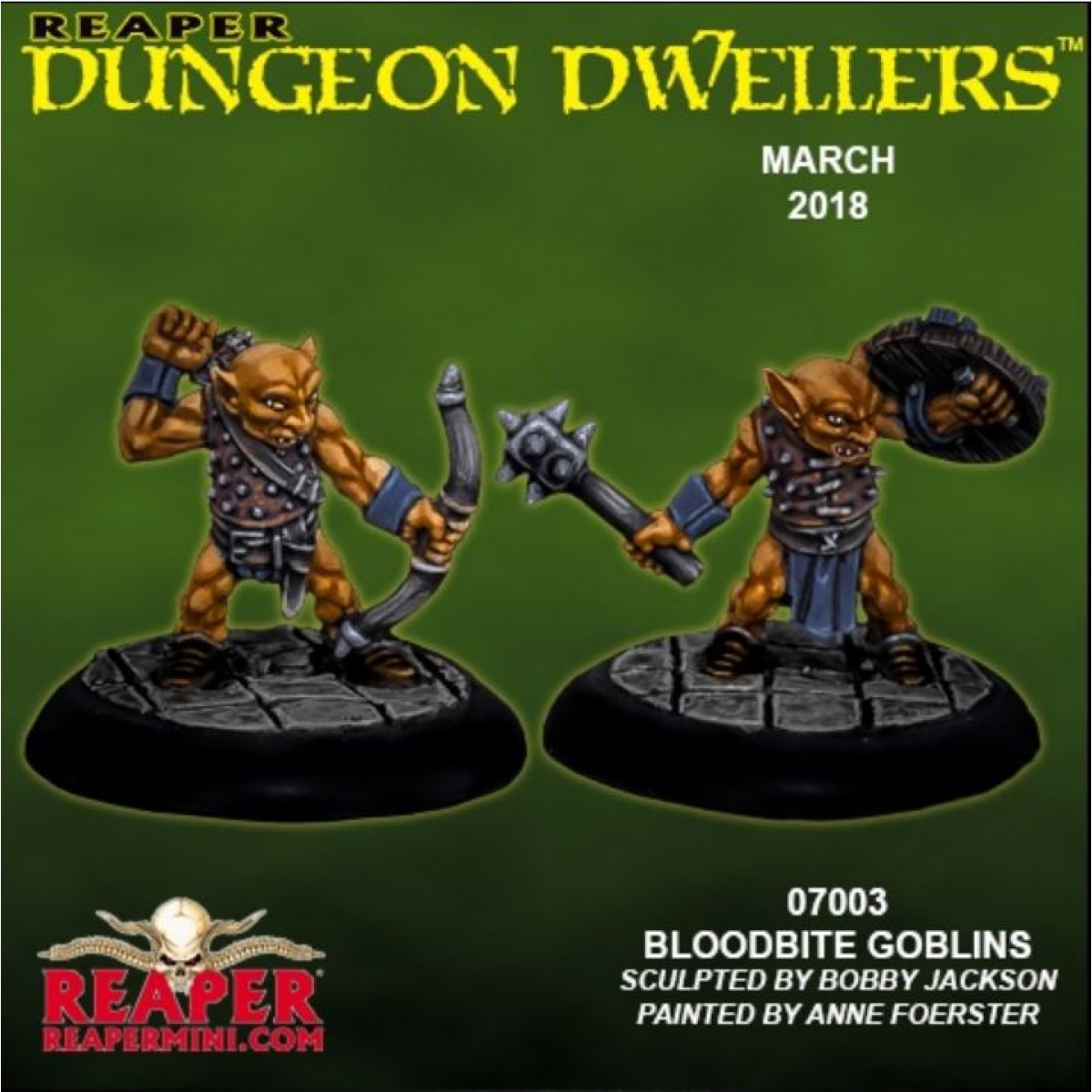 Dungeon Dwellers: Bloodbite Goblins (2)