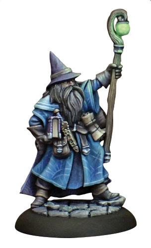 Dungeon Dwellers: Luwin Phost, Adventuring Wizard Game Box