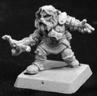 Warlord: Snorri Oathbreaker Dwarf Solo Box Front