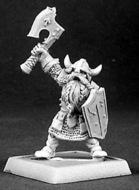 Warlord: Dwarf Warrior Dwarf Grunt Box Front