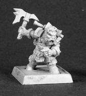 Warlord: Durin Dwarven Pathfinder Sergeant Box Front