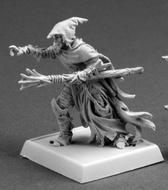 Warlord: Dramorion Dark Elf Sorcerer Box Front