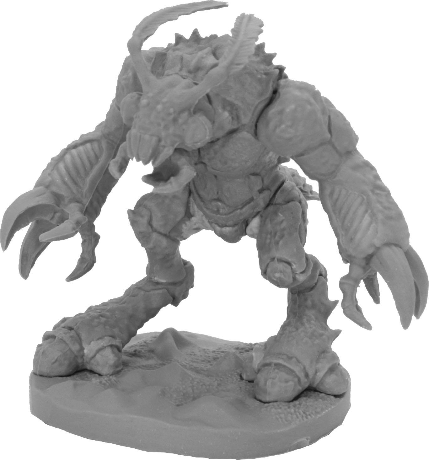 Dark Heaven: Bones Burrowing Behemoth Game Box
