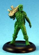 Chronoscope Modern Miniatures: Hans Post-apocalyptic Survivor Box Front